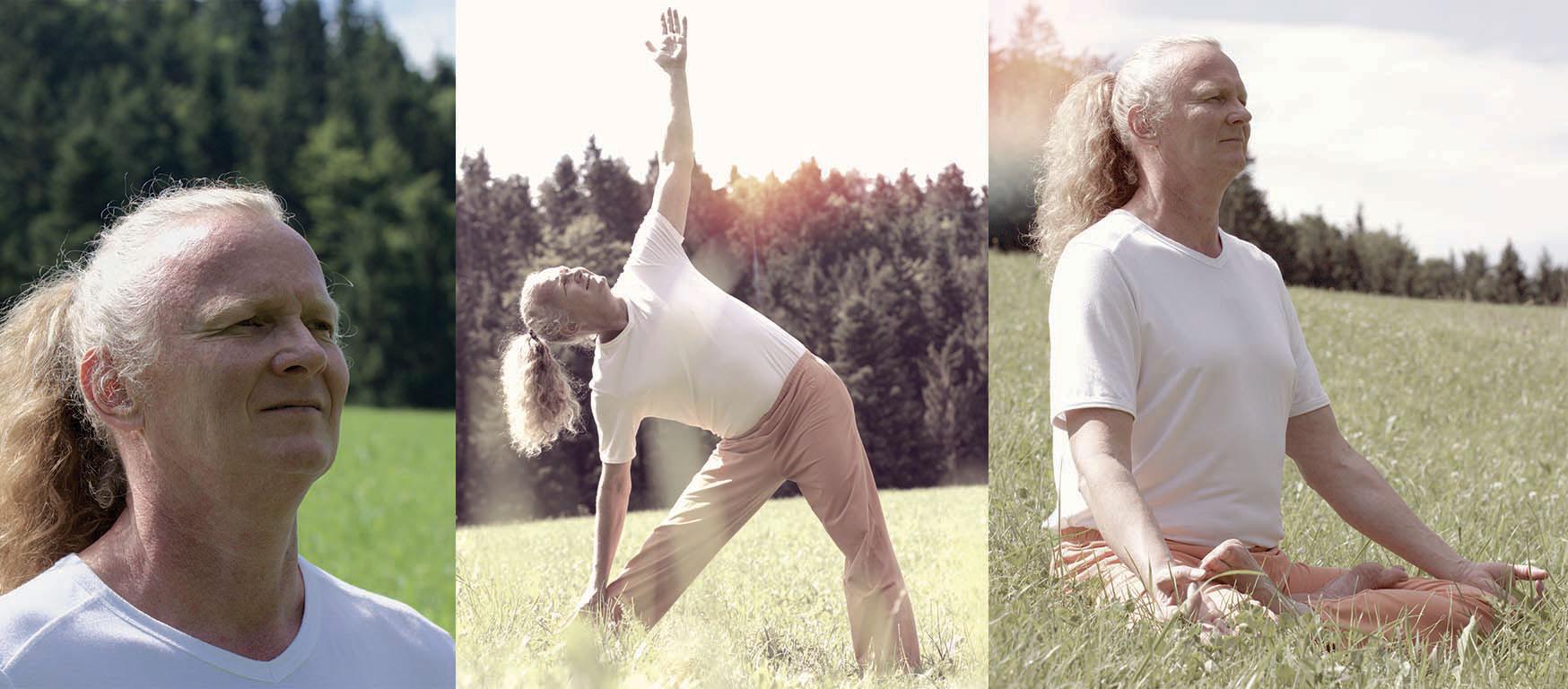Rolf Wernisch | Yogastudio Kramsach
